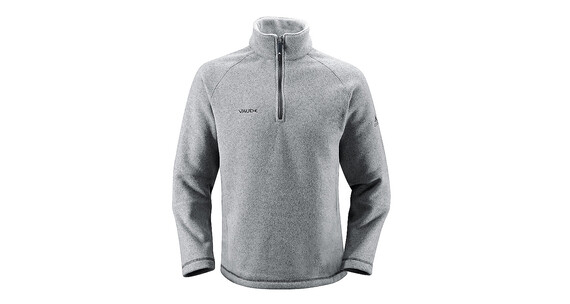 Vaude Men's Town Fleece Pullover metallic
